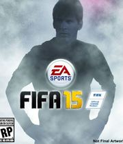 FIFA 15 Boxart