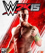 WWE 2K15 Boxart