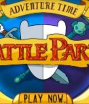 Adventure Time: Battle Party Boxart