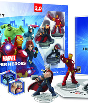 Disney Infinity: Marvel Super Heroes (2.0 Edition) Boxart