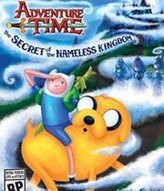 Adventure Time: The Secret Of The Nameless Kingdom  Boxart