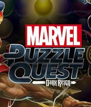 Marvel Puzzle Quest Boxart