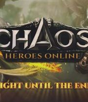 Chaos Heroes Online Boxart