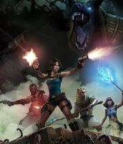 Lara Croft and the Temple of Osiris Boxart