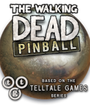 The Walking Dead Pinball Boxart