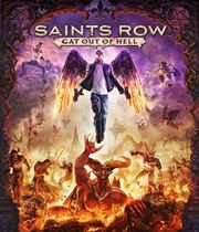 Saints Row: Gat Out of Hell Boxart