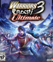 Warriors Orochi 3 Ultimate Boxart