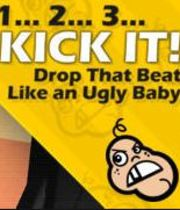 1... 2... 3... KICK IT! (Drop That Beat Like an Ugly Baby) Boxart