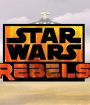 Star Wars Rebels (TV Show) Boxart