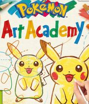Pokemon Art Academy Boxart