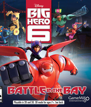 Disney Big Hero 6: Battle in the Bay Boxart