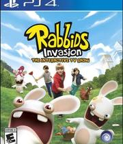 Rabbids Invasion: The Interactive TV Show Boxart