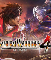 Samurai Warriors 4 Boxart