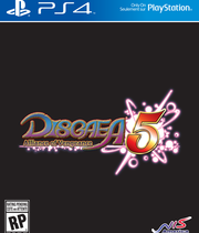 Disgaea 5: Alliance of Vengeance Boxart