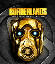 Borderlands: The Handsome Collection Boxart