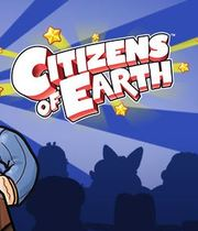 Citizens of Earth Boxart
