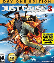 Just Cause 3 Boxart