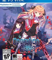 Operation Abyss: New Tokyo Legacy Boxart