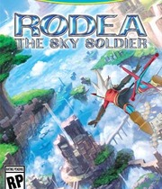 Rodea the Sky Soldier Boxart