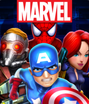 Marvel Mighty Heroes Boxart