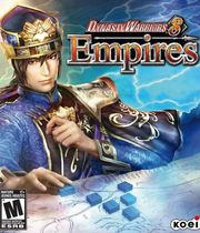 Dynasty Warriors 8 Empires Boxart