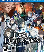 Lost Dimension Boxart