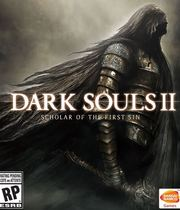 Dark Souls II: Scholar of the First Sin Boxart
