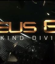 Deus Ex: Mankind Divided  Boxart