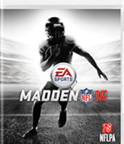 Madden NFL 16 Boxart