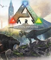 ARK: Survival Evolved Boxart