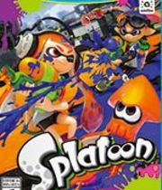 Splatoon Boxart