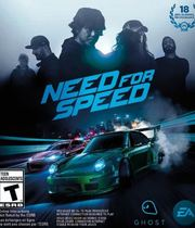 Need for Speed (2015) Boxart