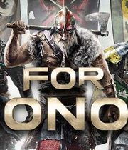 For Honor Boxart