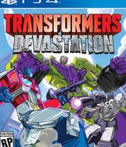 Transformers: Devastation  Boxart