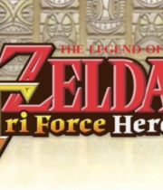 The Legend of Zelda: Triforce Heroes Boxart