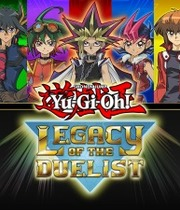 Yu-Gi-Oh! Legacy of the Duelist Boxart