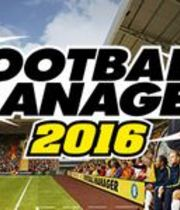 Football Manager 2016 Boxart