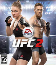 EA Sports UFC 2 Boxart