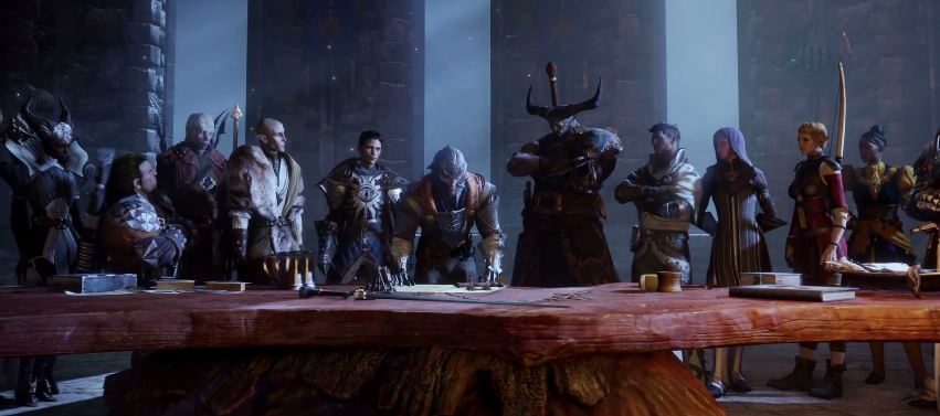 Dragon Age: Inquisition | The Inquisitor & Followers