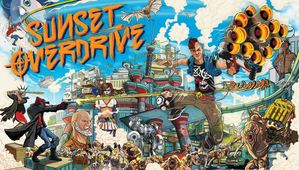 Sunset Overdrive | Launch Trailer