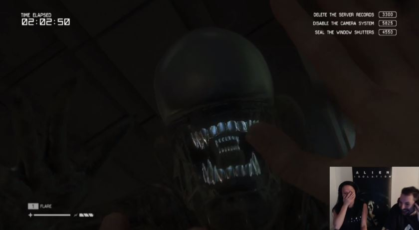 Alien: Isolation | Official Let's Play 'Corporate Lockdown'