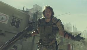 Call of Duty: Advanced Warfare | Live Action Trailer featuring Taylor Kitsch