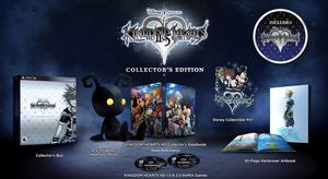 KINGDOM HEARTS HD 2.5 ReMIX | Collector's Edition Trailer