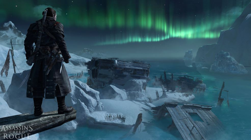Assassin's Creed Rogue | Launch Trailer