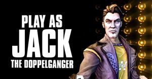 Borderlands: The Pre-Sequel | Handsome Jack Doppelganger Pack Trailer