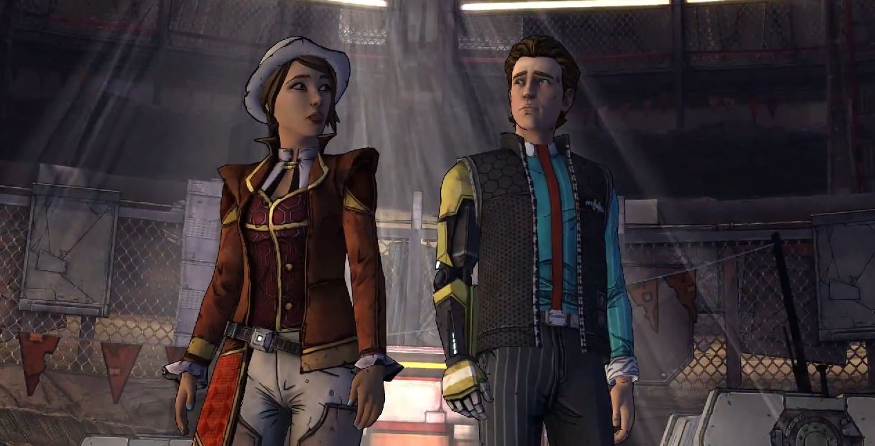 Tales from the Borderlands | World Premiere Story Trailer