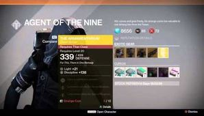 Destiny | Xur, Agent of the Nine, location and exotic items (11/14/14)