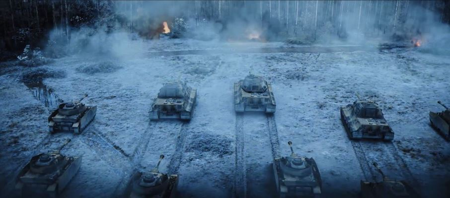 Company of Heroes 2: Ardennes Assault | Live Action Trailer