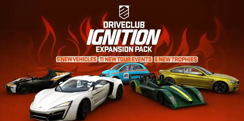 Driveclub | Ignition Expansion Pack Preview Trailer