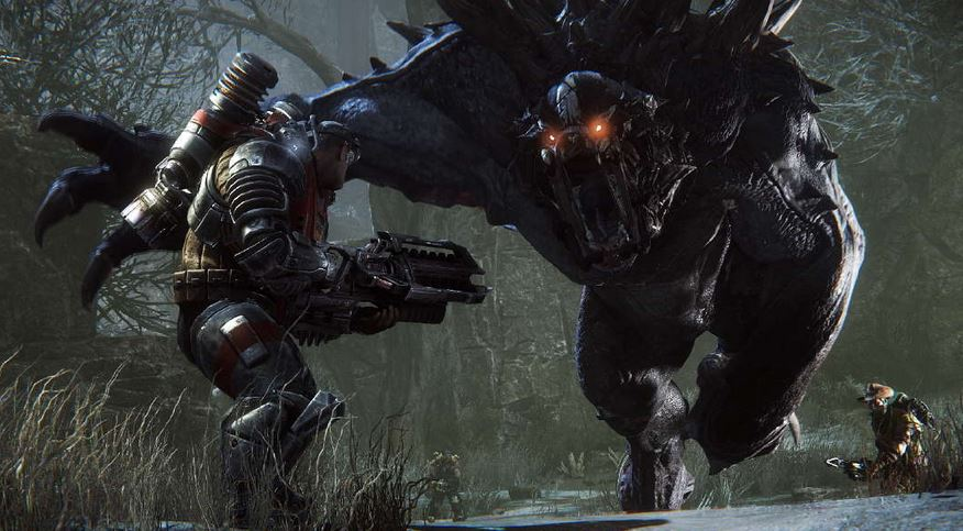 Evolve | The Evolution of... Episode Three: Creating a Hunter